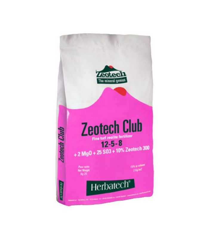 ZEOTECH CLUB NPK 12-5–8