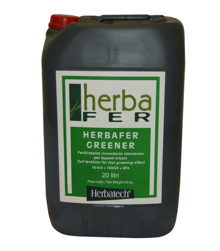 HERBAFER GREENER 16-0-0